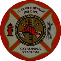 Corunna Volunteer Firefighter Association -Mooretown Bantam Rep Team Sponsor 2018 / 2019 Season