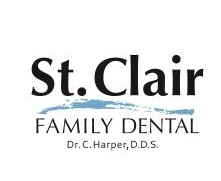 St. Clair Family Dental- Dr.  C Harper, D.D.S -Mooretown Novice Rep Team Sponsor 2017 / 2018 Season